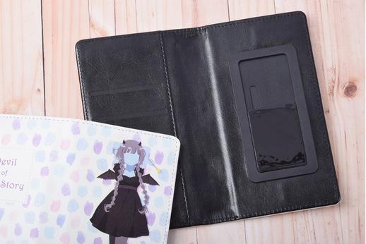 手帳型スマホケース(Mサイズ)5